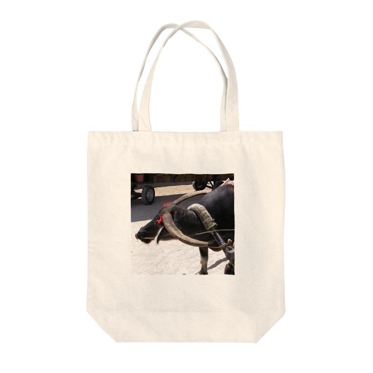 未来明察の未来明察グッズ Tote bags