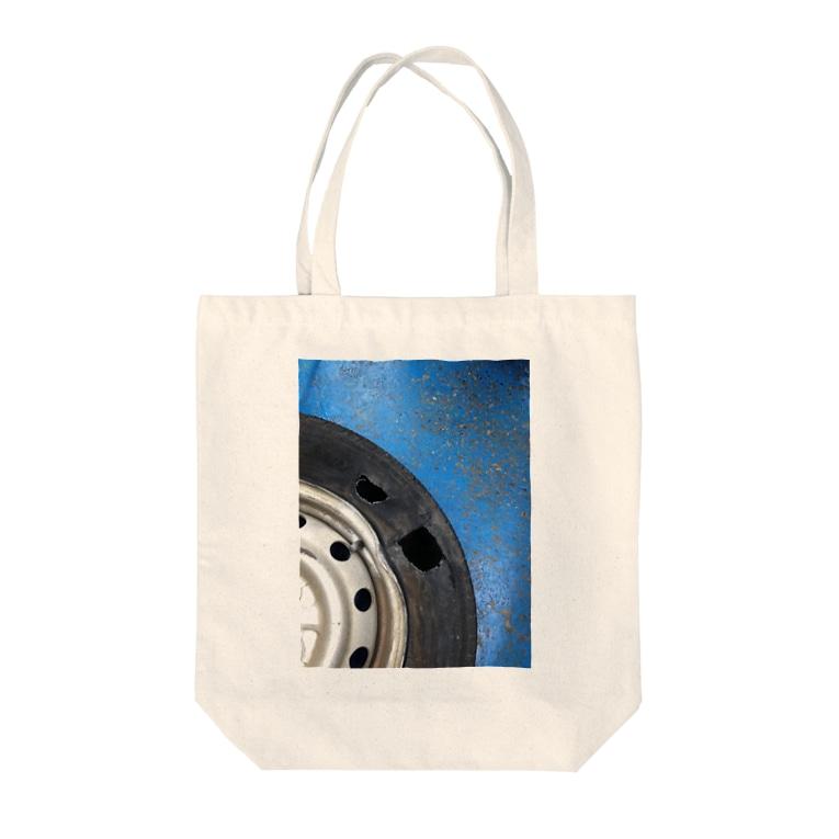 soukのpunk Tote bags