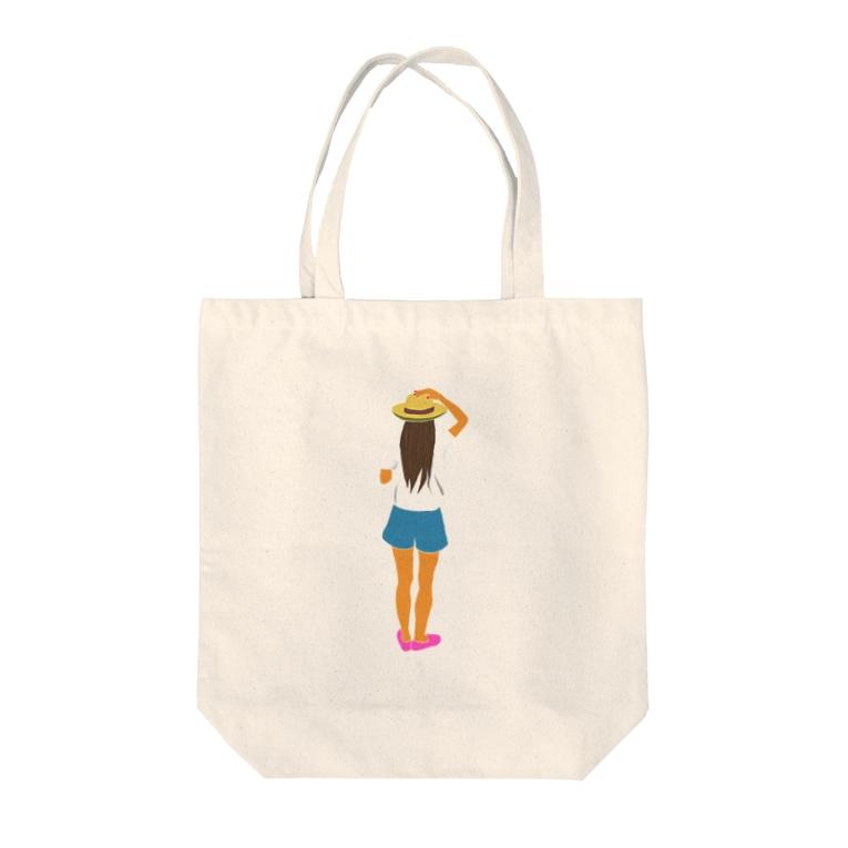 Mischa/ミーシャのBondi Tote bags