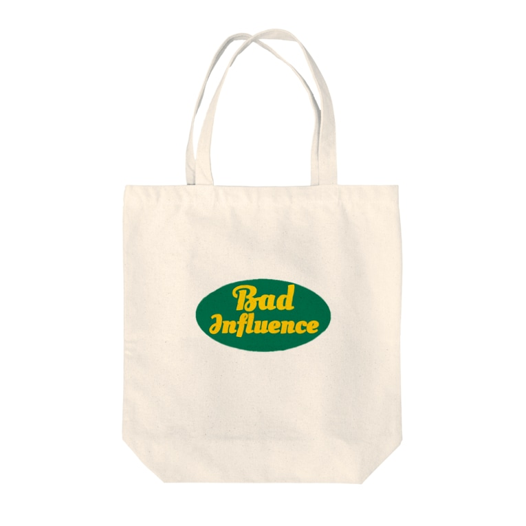 bad_influenceのBAD INFLUENCE Tote bags