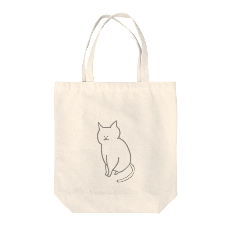 Rutaoのすん…ねこ Tote bags