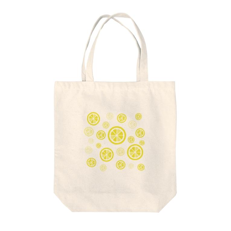 kotyae★roomのレモネード気分 Tote bags