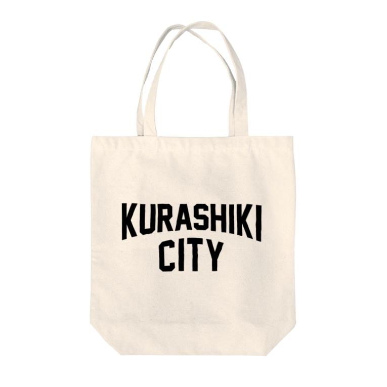 JIMOTO Wear Local Japanのkurashiki city 倉敷ファッション アイテム Tote bags