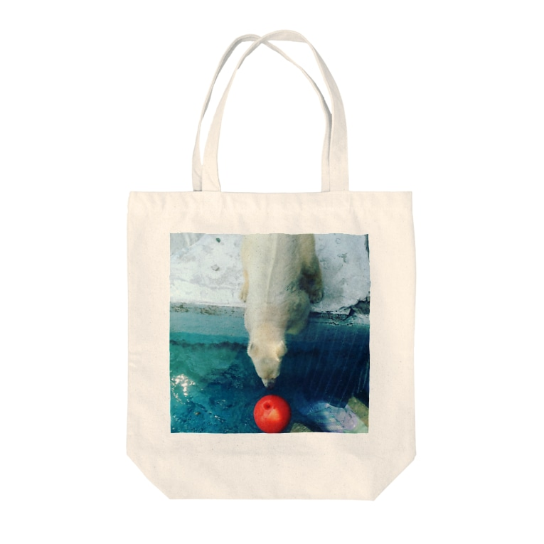 Taichanのつんつん。 Tote bags