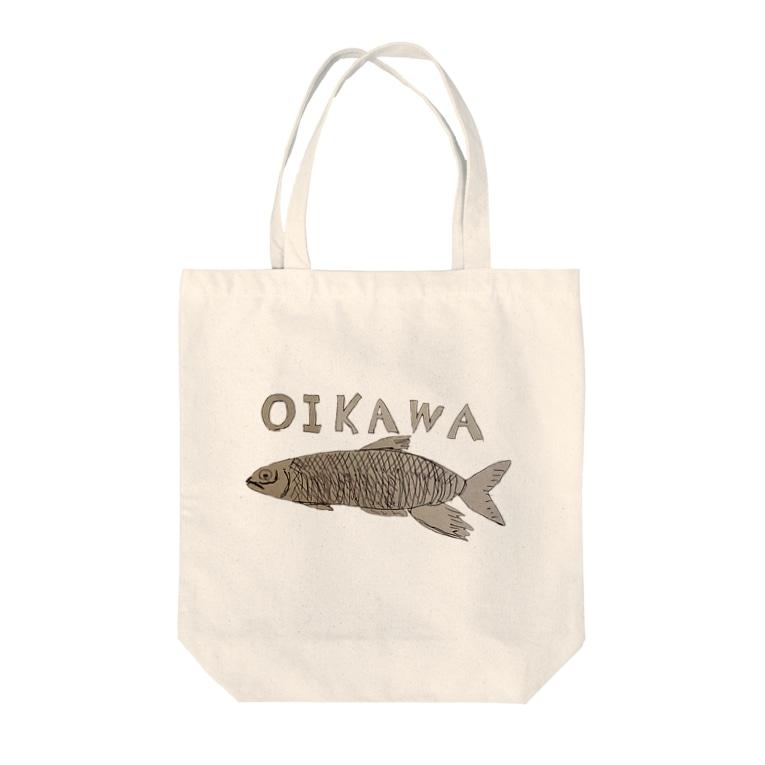 memboのOIKAWA Tote bags