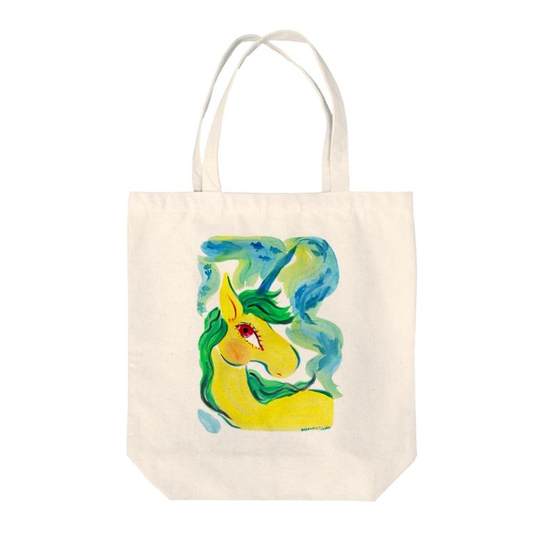 unicorn2018のu187 Tote bags
