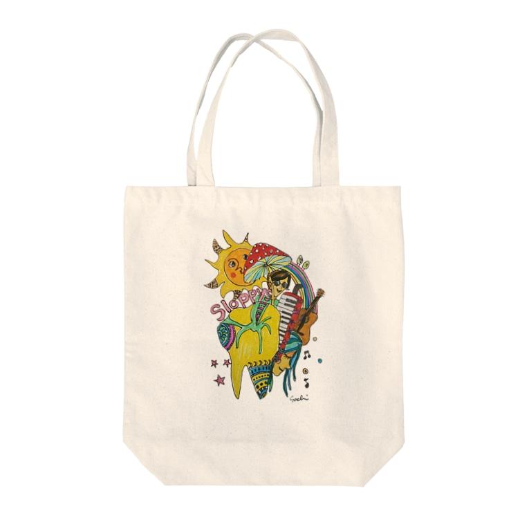 33-createのSloppys goods Tote bags
