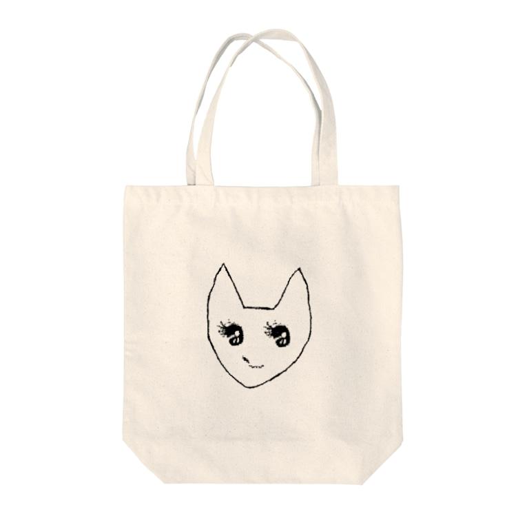 キネオラマのチクロアちゃん Tote bags