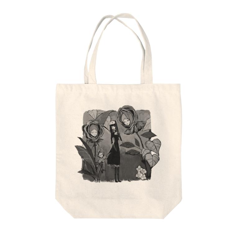 薪乃の夢のその先 Tote bags