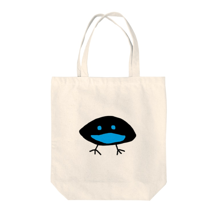 ym303bass オフィシャルショップのカタカケフウチョウ Tote Bag