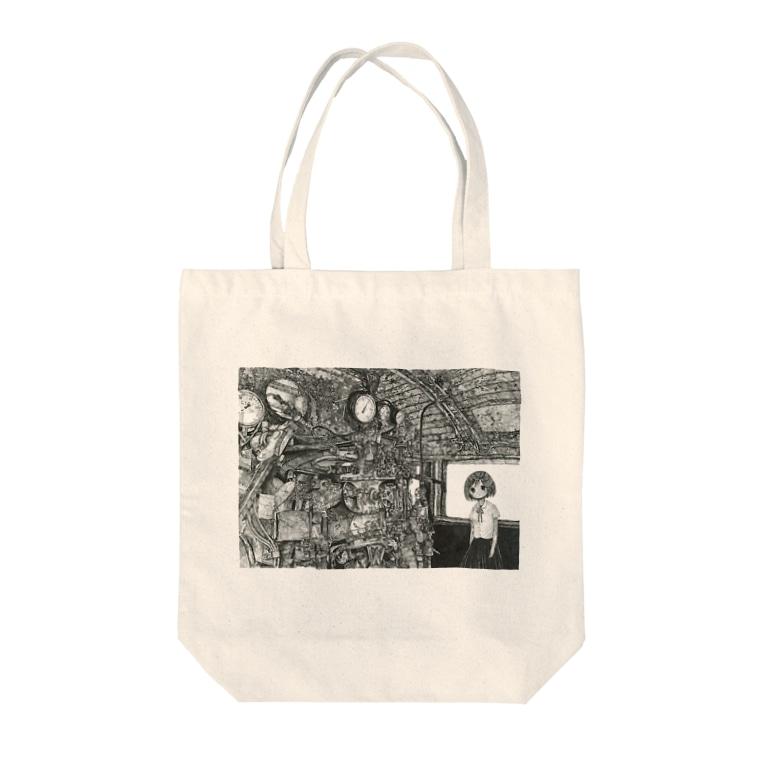 始発ちゃんのC58389 Tote Bag