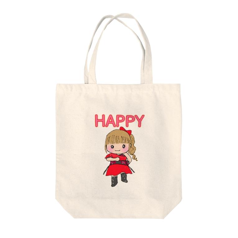 のはらのうたのHTL所長♡ Tote bags