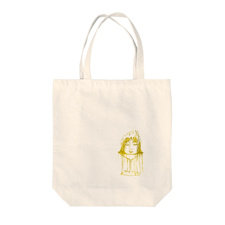 suicideのアントロポファジー Tote bags