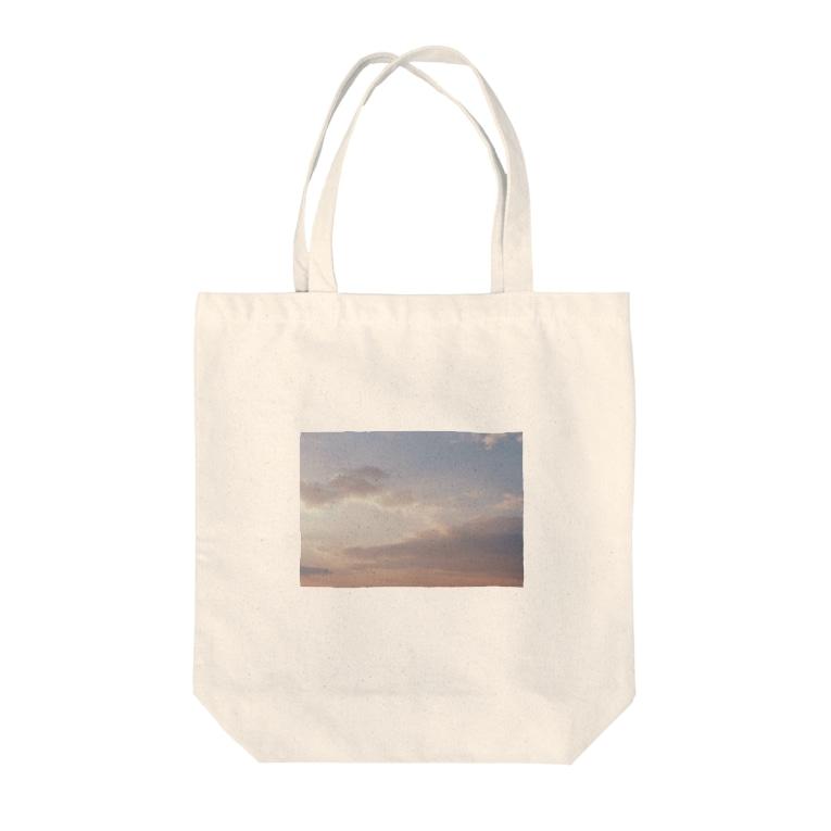 ひととき(filmcamera)の淡包 Tote bags