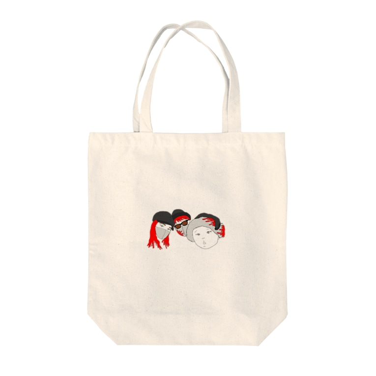 MYS.(Make Your Smile)のファミリー Tote bags