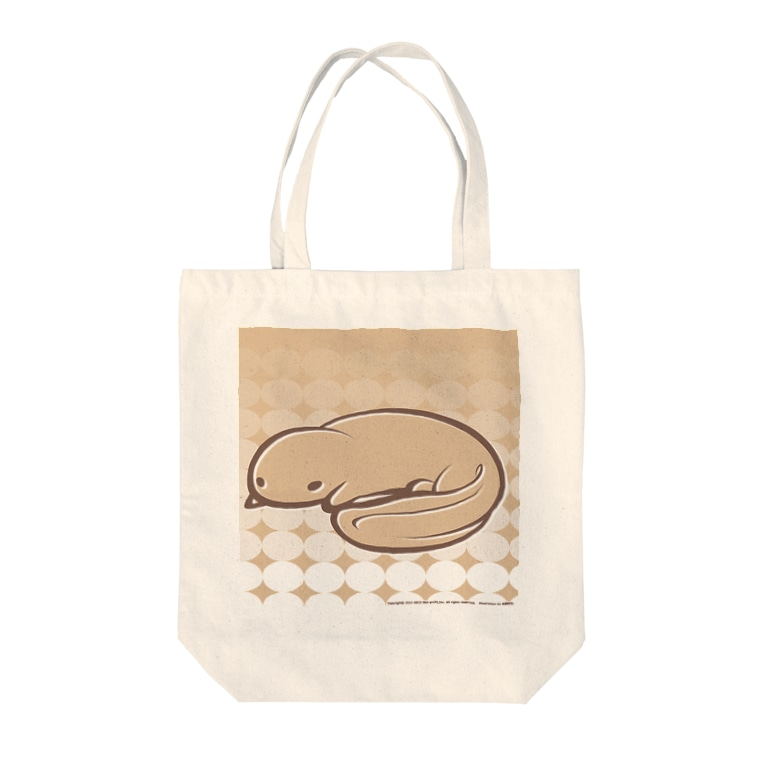 ♡ARCO♡のアルサンショウウオ Tote bags