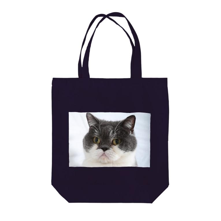 みかん と じろうさん家のじろうさん Tote bags