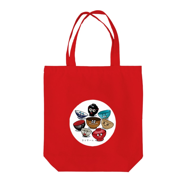 mawwwww.com   design projectのワンチーム Tote bags