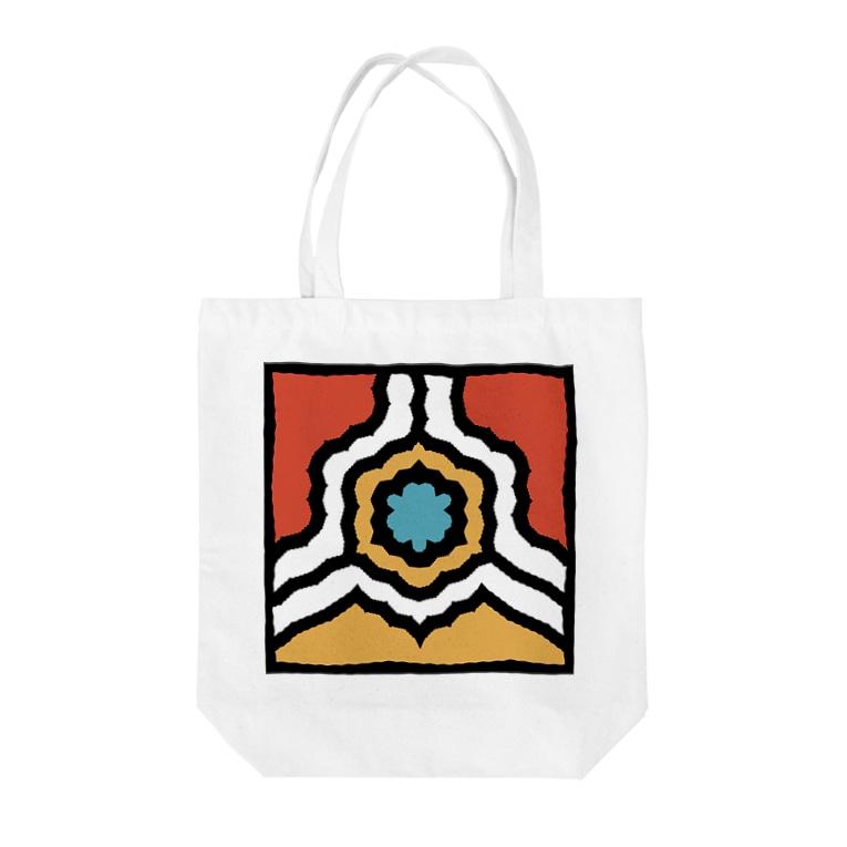 NASATAMのflower Tote Bag
