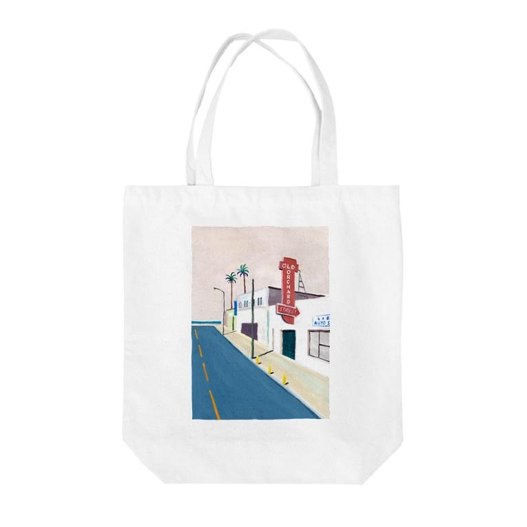 Nao TatsumiのSan Jose, California Tote Bag