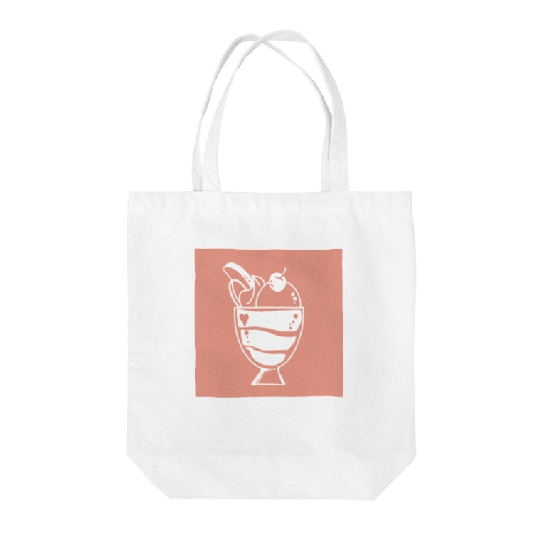 Tiny.Candyの❤︎parfait❤︎ Tote bags
