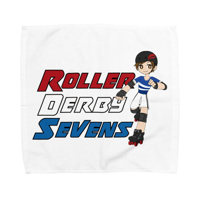 Roller Derby SevensのRoller Derby Sevens (Nanasuke) Towel handkerchiefs
