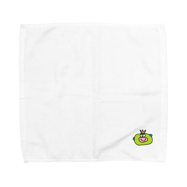 tonchiki のtonchikiとんとん Towel handkerchiefs