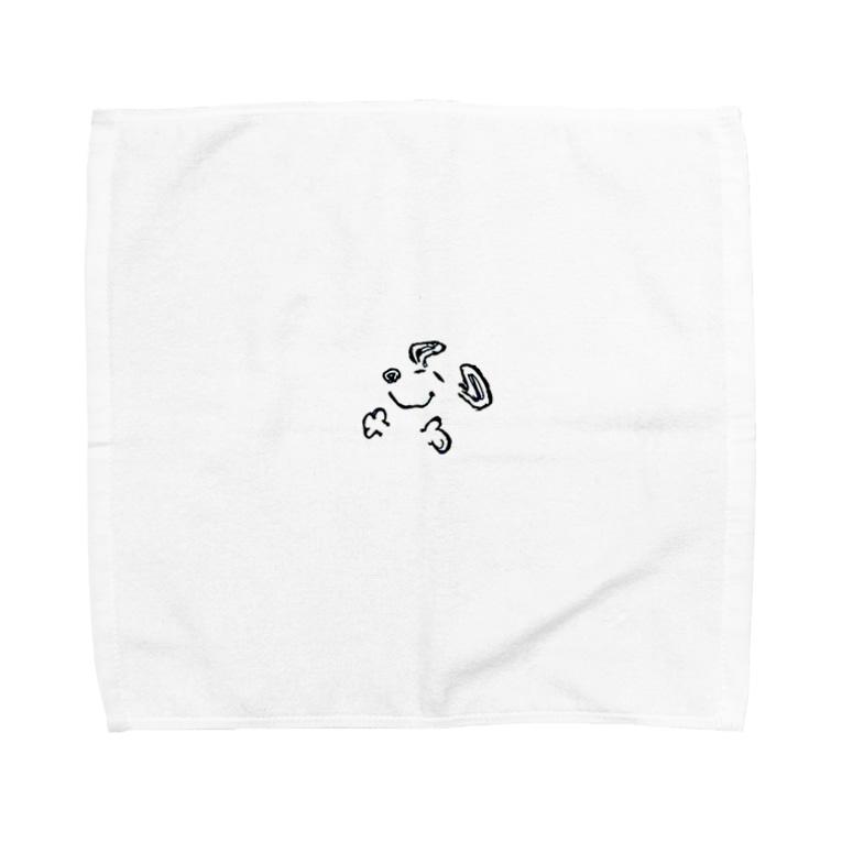 miku158iiiのスヌ Towel handkerchiefs