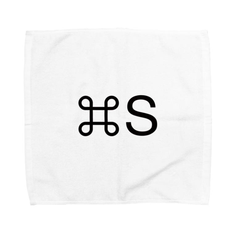 maison hayakatsuの⌘S Towel handkerchiefs