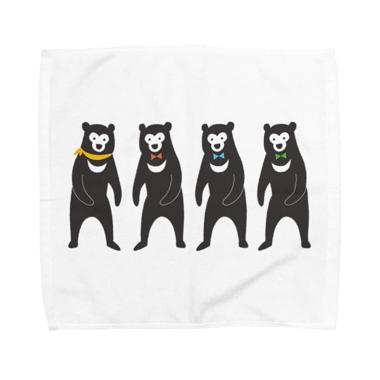 yumegiwa*のおめかしマレーフォー! Towel handkerchiefs