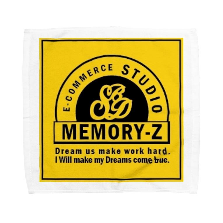 hukagawanotikaramotiのメモリーズ Towel handkerchiefs