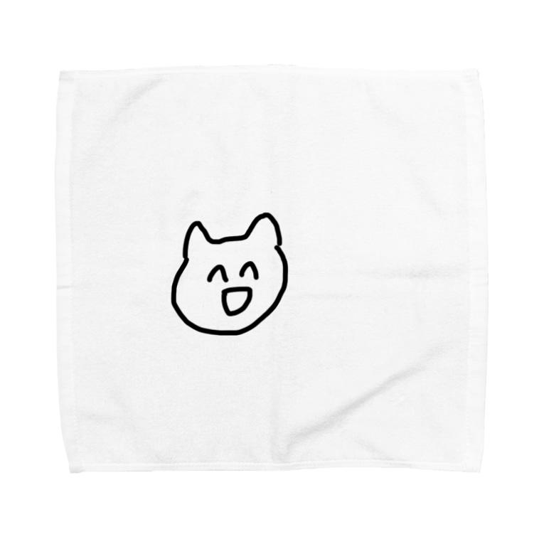 s__uuumのねこさん Towel handkerchiefs