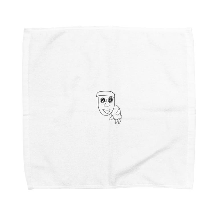 vacuityの狂気 Towel Handkerchief