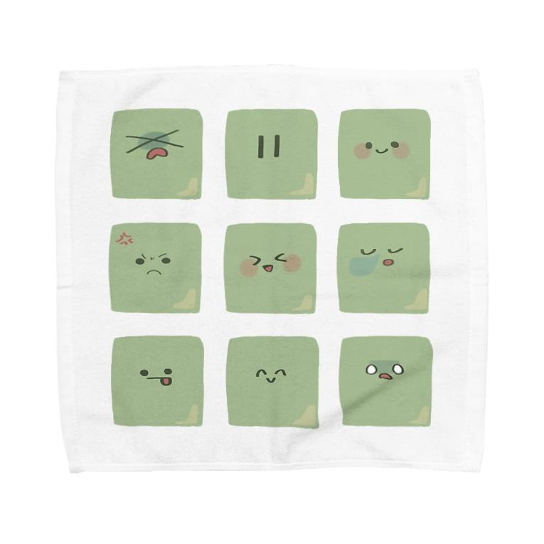 あろえの色々あろえ Towel handkerchiefs