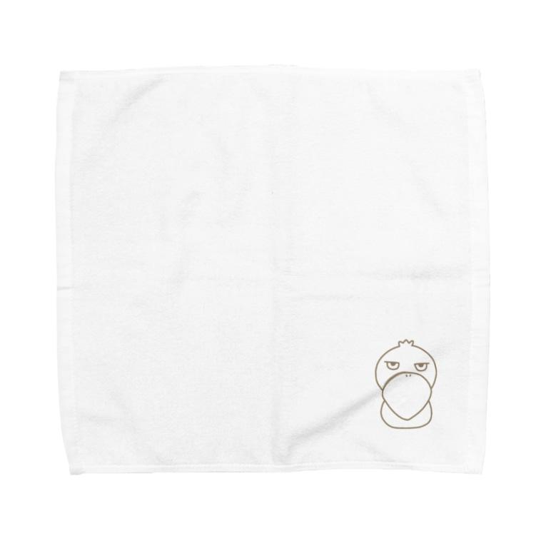 天野あめ。のはしびろこう。 Towel handkerchiefs