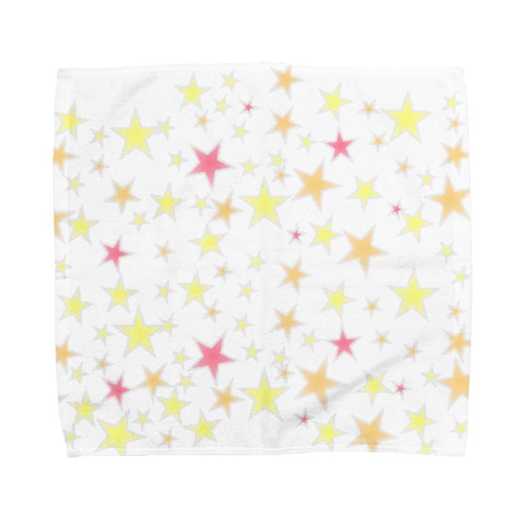 ARINKOの天の川 Towel handkerchiefs