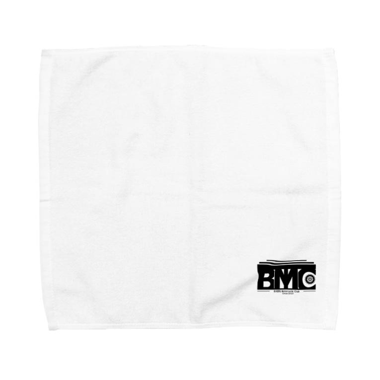 SUZUKI_GTのBMC Towel handkerchiefs