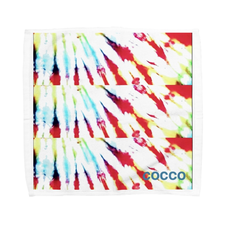 COCCOのCOCCO •B7 Towel handkerchiefs