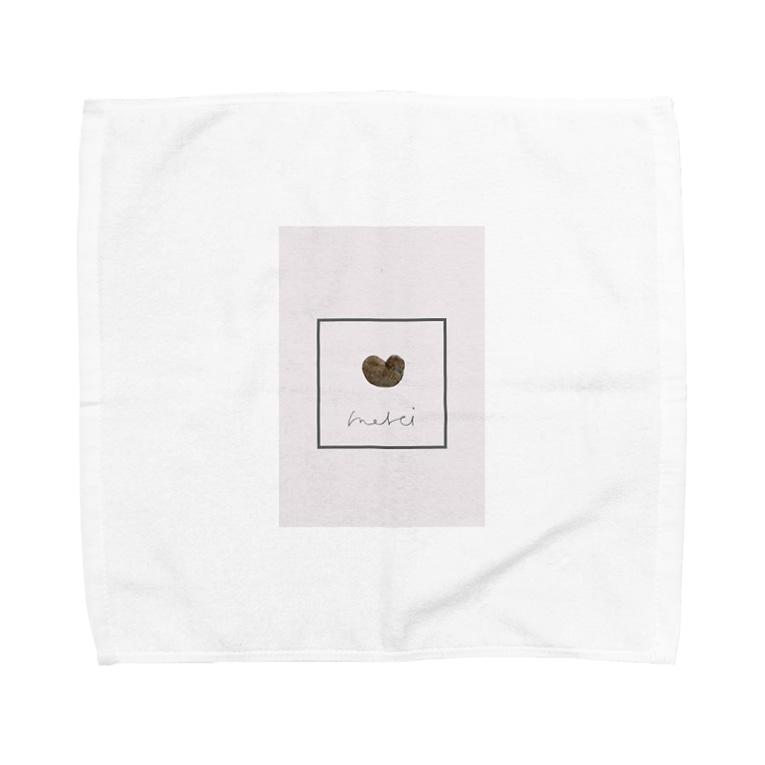rilybiiの幸せなひととき🐶♡ Towel handkerchiefs