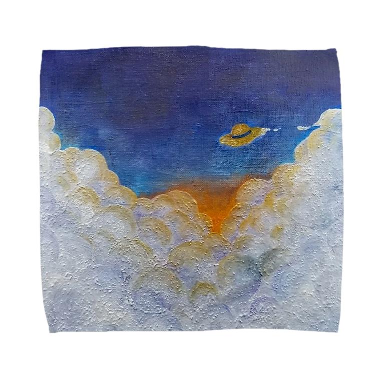 shopping_blueの誘悠 Towel handkerchiefs