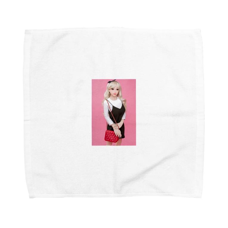 riarudollとjpdollsの高級リアルドールkaka-doll.com Towel handkerchiefs