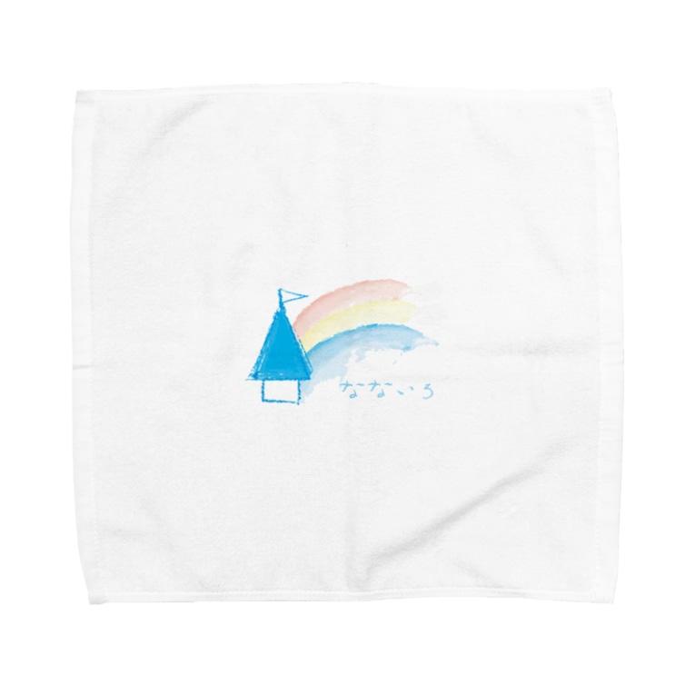 biwaccy3226のなないろ Towel handkerchiefs