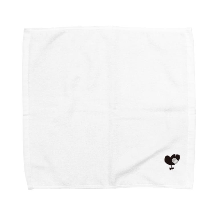 オブラートの色んなやつの店の【応援価格】oblaat Towel handkerchiefs