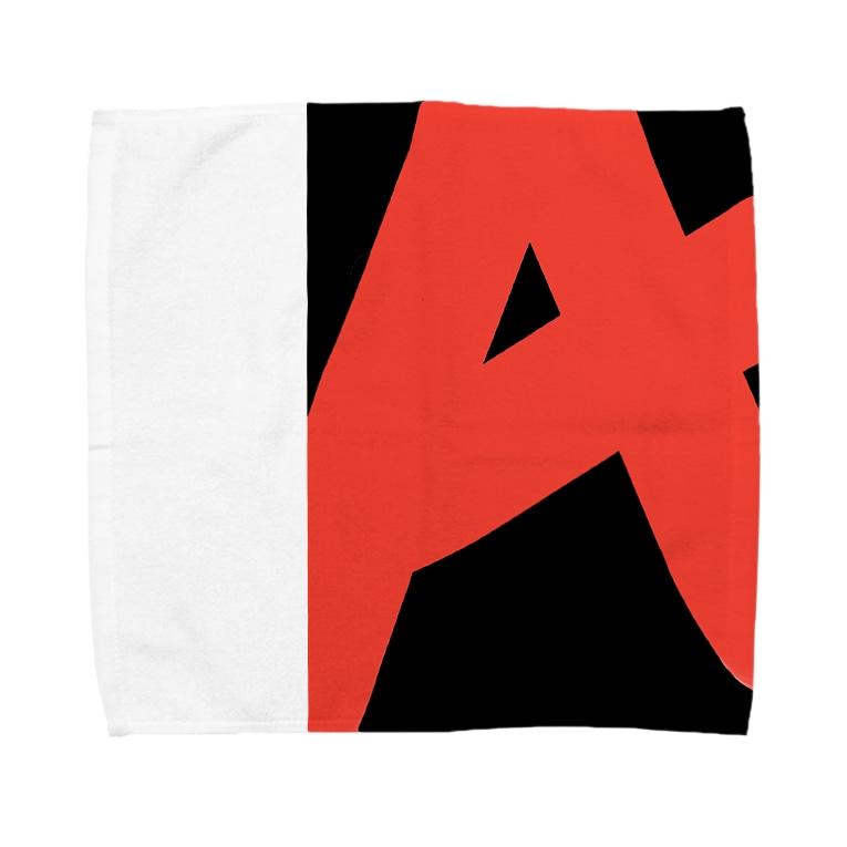 Kiotoのアナ子_Aracho Jap Towel handkerchiefs