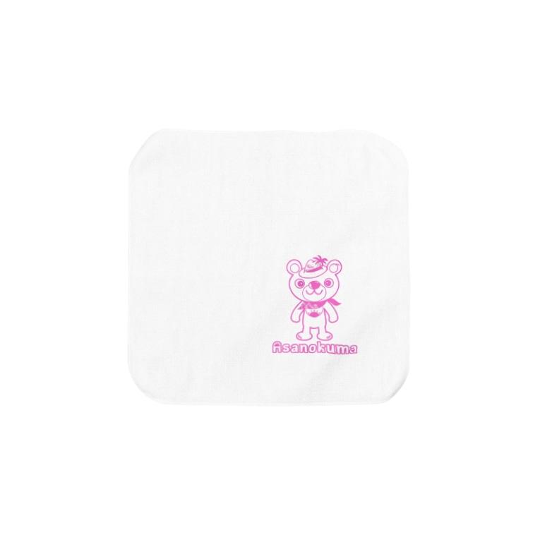 AsanokumaのAsanokuma Towel handkerchiefs