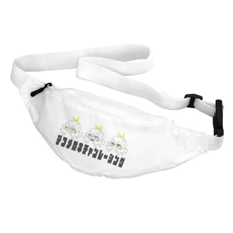 DMC WEARのデデデコメガネチャンレーシング Belt Bag