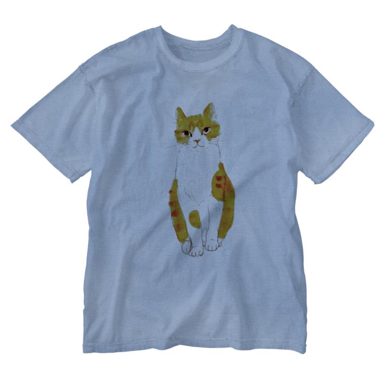 kobonona2のいとしのみーたろ Washed T-shirts