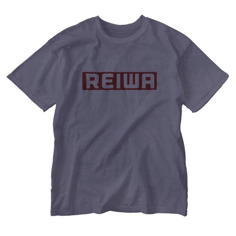 .とさっこのREIWA  Washed T-shirts