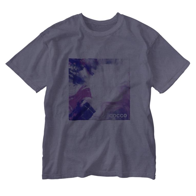 こっこさんのCOCCO・C5 Washed T-shirts