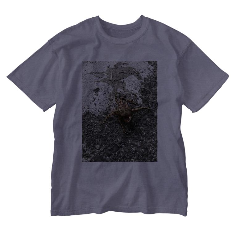 noBodyのヤバい奴 Washed T-shirts